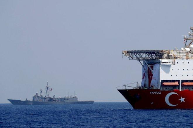 Strid om havbund og gasfelter tages op på EU-topmøde