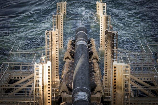 Energistyrelsen giver grønt lys til Nord Stream 2