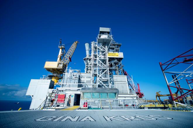 Strejke lukker produktionen på seks oliefelter i Norge