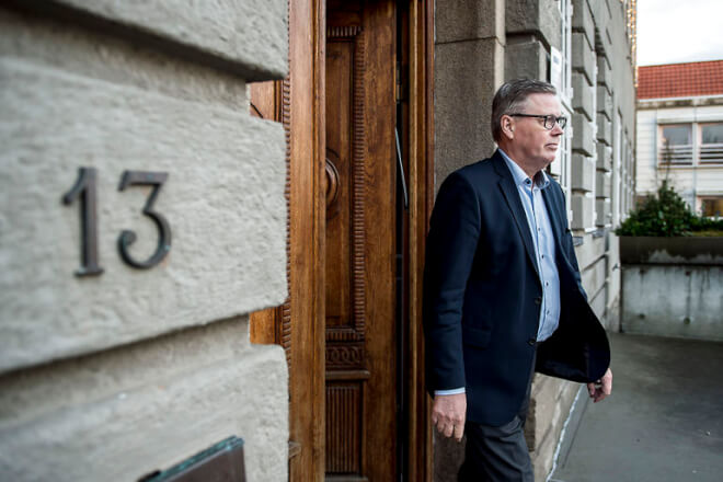 Niels Viggo Lynghøj stopper som borgmester i Struer