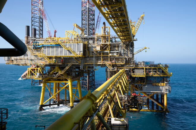 Dansk produktion af Nordsø-olie på vippen