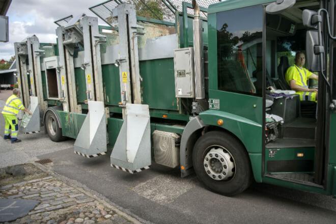 Kommunerne bliver ikke klar til ambitiøs affaldssortering