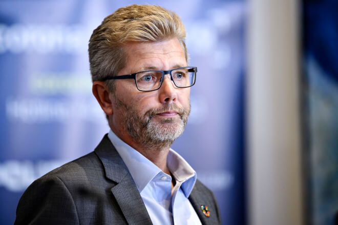 Frank Jensen undskylder krænkelser: Var del af usund kultur