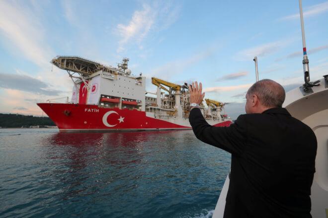 EU-lande fordømmer tyrkiske provokationer i Middelhavet