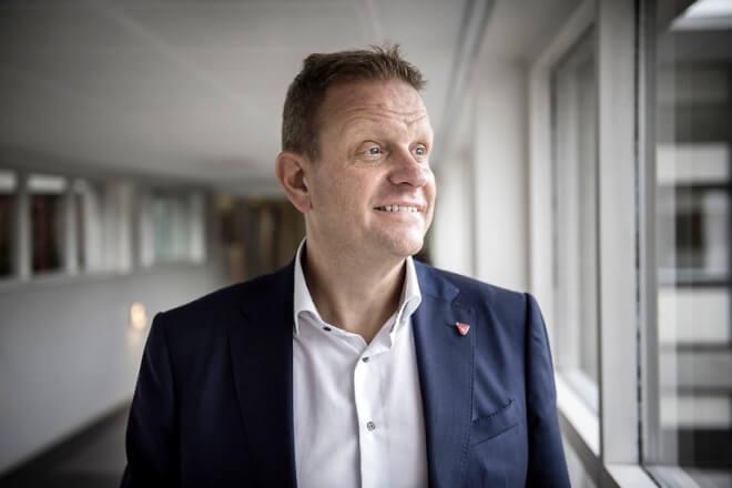 Morten Slotved K-spids for fjerde gang