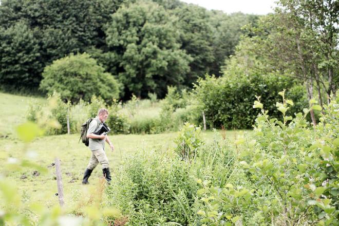 Otte kommuner helt i mål med at registrere beskyttet natur