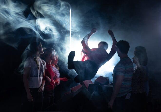 Dansetrup iscenesætter borgernes drømme og frygt