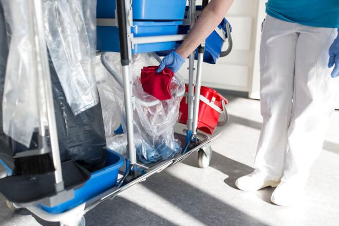 Brev på vej til kommunerne: Husk rengøring