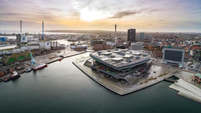 Hurtigfærge Samsø-Aarhus ventes klar fra april
