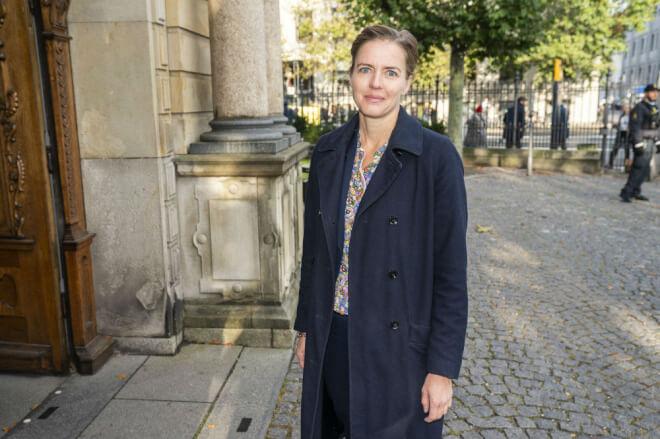 Ellen Trane Nørby godkendt som borgmesterkandidat