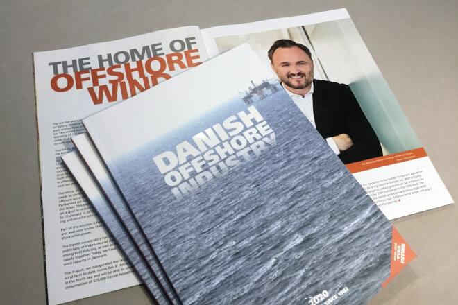 DK Medier køber Danish Offshore Industry