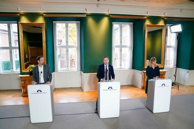 Regeringen vil gøre det grønne valg obligatorisk