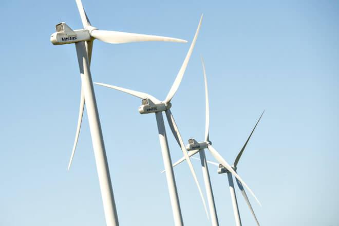 Vestas har leveret rekordmange vindmøller under coronakrisen