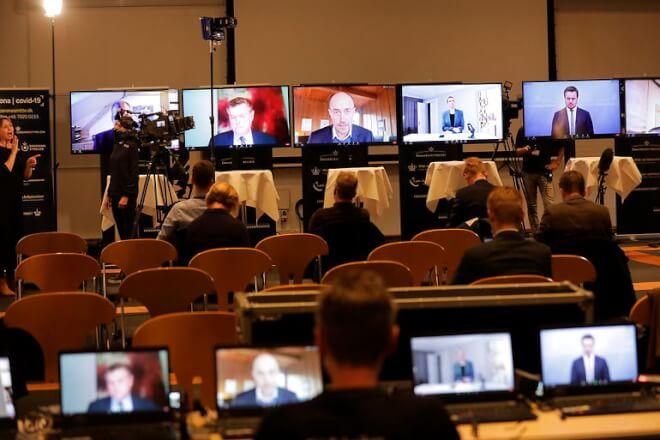 Mette F. på pressemøde: Yderligere restriktioner på vej i nordjyske kommuner
