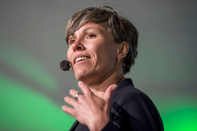 Winni Grosbøll forlader posten