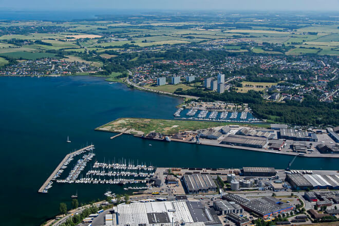 Ny plan for Kolding Havn klar efter turbulensen for to år siden