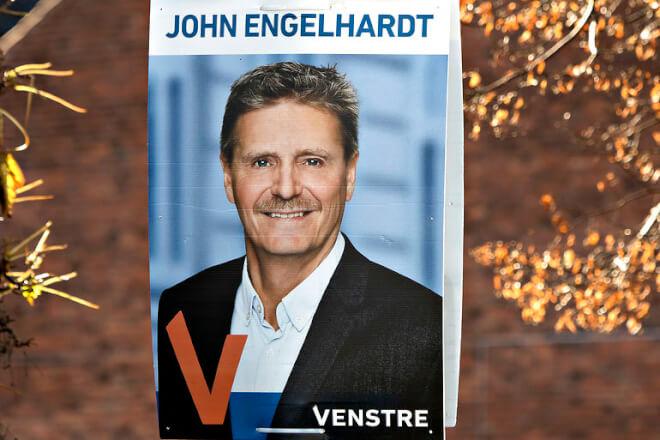 John Engelhardt (V) genopstiller ikke i Glostrup