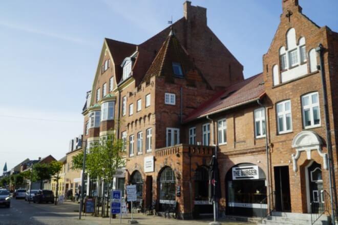 Haslev blev Danmarks Smukkeste Stationsby
