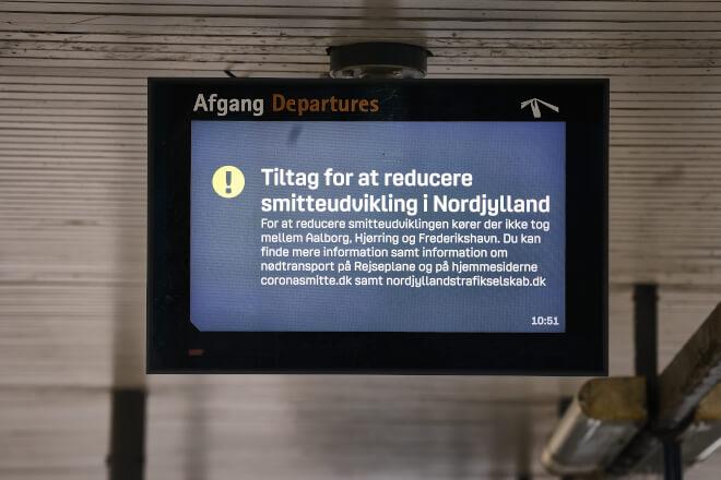 Nordjyske borgmestre vil have lov at rejse til Aalborg
