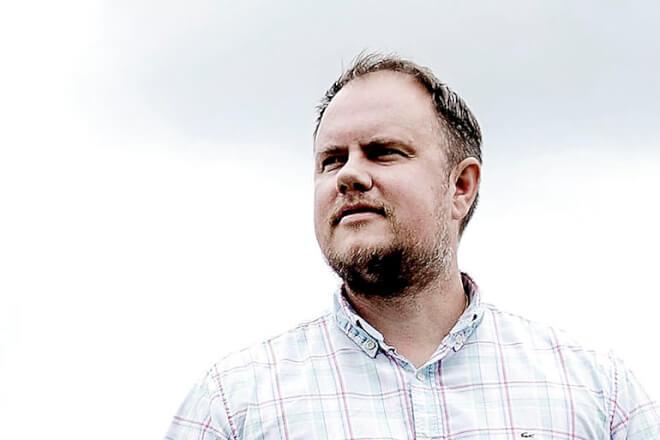 Martin Henriksen bliver DF-spids på Stevns til KV21
