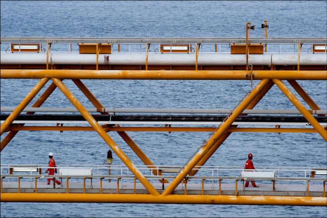Otte mia. tønder olieækvivalent fundet i år