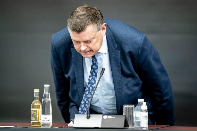 Mogens Jensen (S) trækker sig fra ministerpost