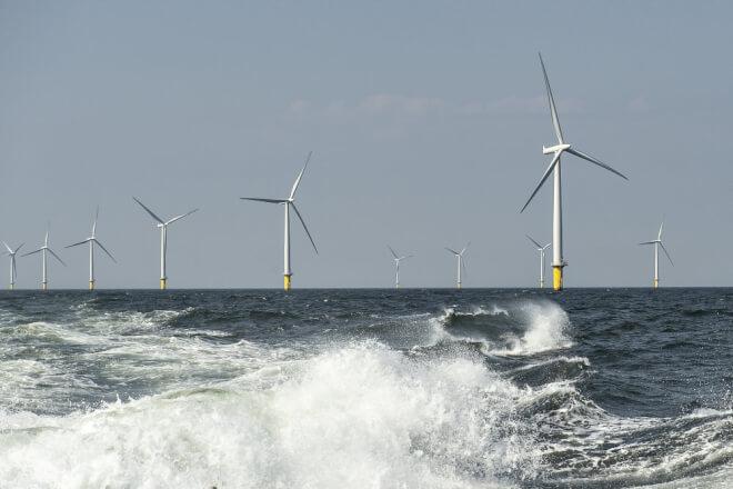 Udspil fra EU: Vindenergi på havet skal være 25 gange større