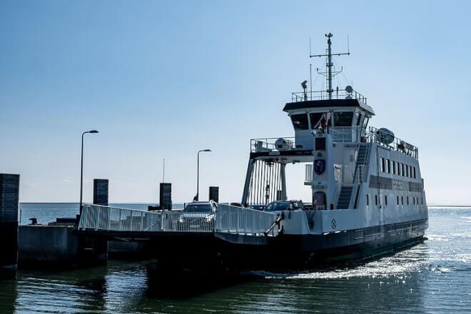 Projekt skal se på brintdrift af Limfjordsfærger
