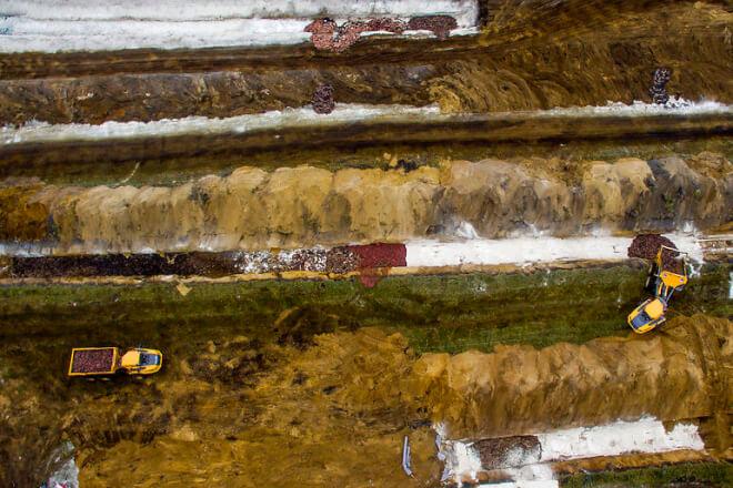 Fagfolk sår tvivl om lovligheden af minkgrave