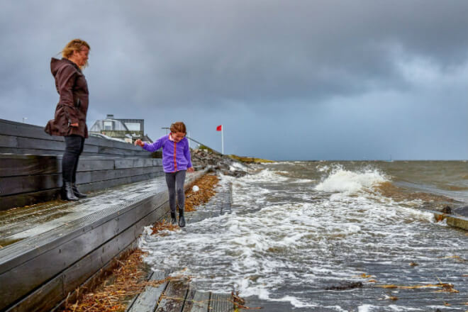 Realdania klar med flere donationer til kystbeskyttelse