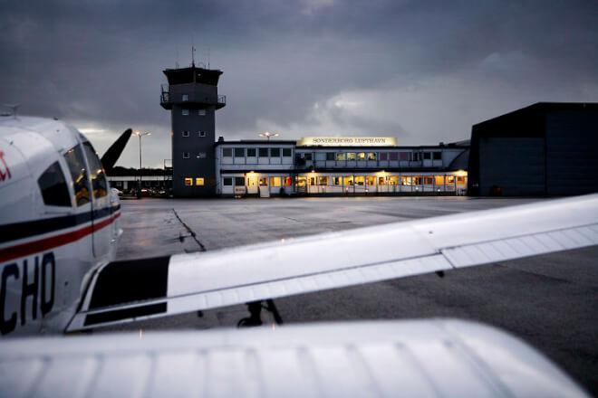 Sønderborg søger investor til at drive lufthavn
