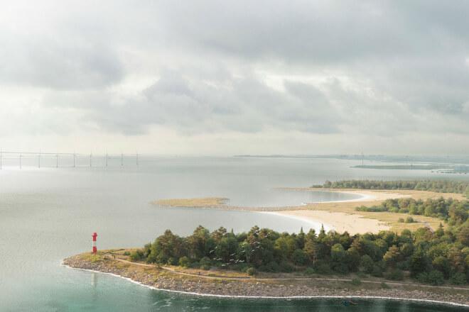 Byggeri af Lynetteholm vil udlede 350.000 ton CO<sub>2</sub>