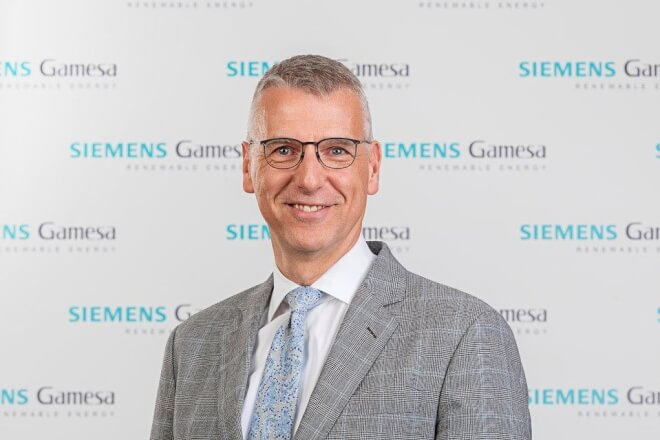 Siemens Gamesa-chef er ny formand for WindEurope