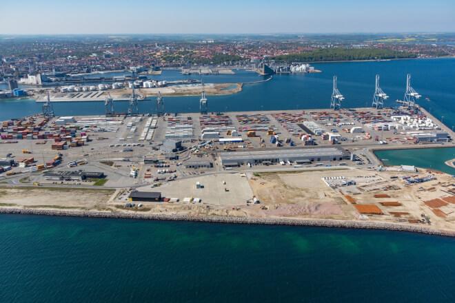 Aarhus Havn sætter containeromsætningsrekord