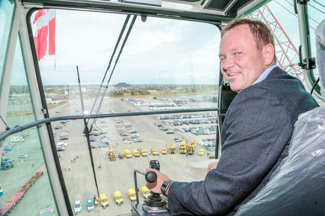 Esbjerg vil være grøn energimetropol når der lukkes for olien