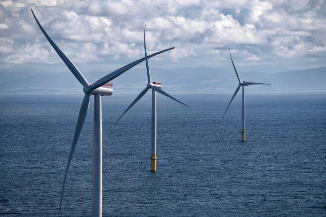 Asien indhenter snart Europa i Offshore-vindenergi