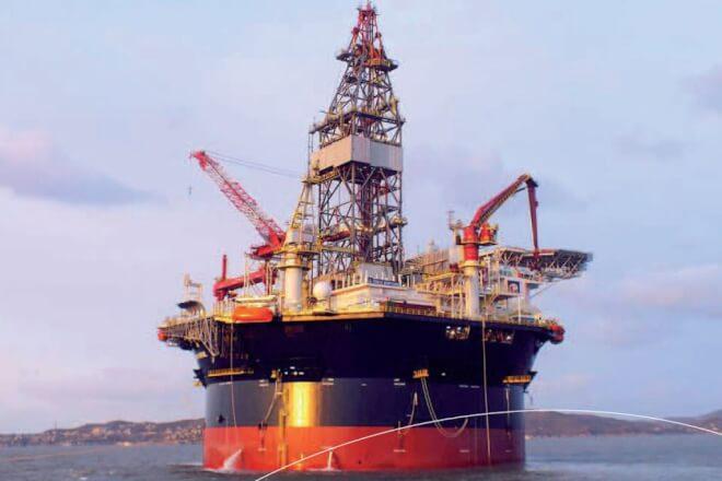 Verdens offshore-borerigflåde er faldet 190 mia. kr. i værdi