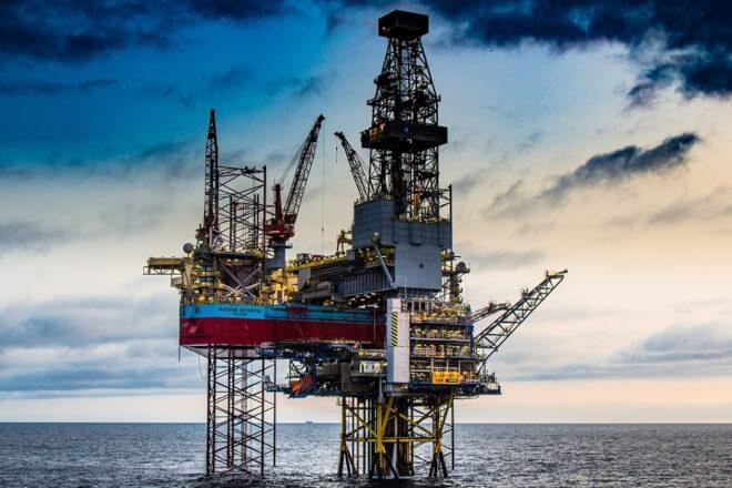Opdatering af Maersk rig viser lovende resultater