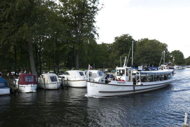 Silkeborgs rutebåde dropper diesel og skal sejle på el