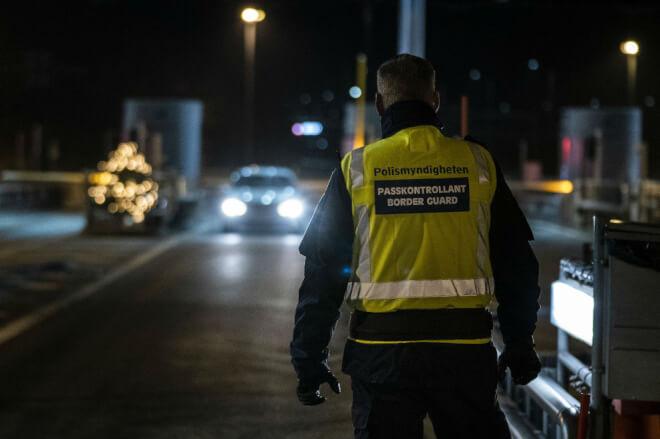 Færgebilletter til Bornholm revet væk efter grænselukning