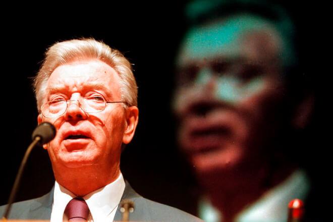 Borgmester-veteran og tidligere KL-formand er død