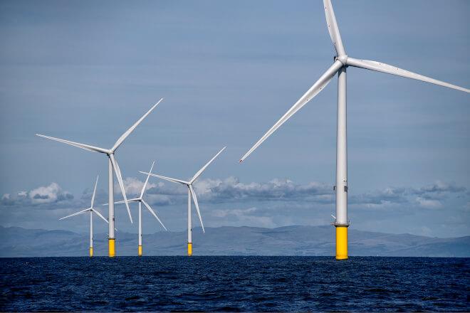 Vindmøller producerer rekordmeget energi i Danmark