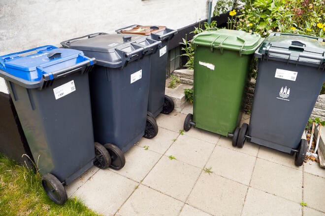 Kommuner kan få dispensation fra affaldsfrist