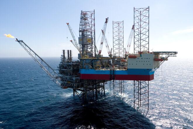 Maersk rig snart klar til brug i Yme-feltet