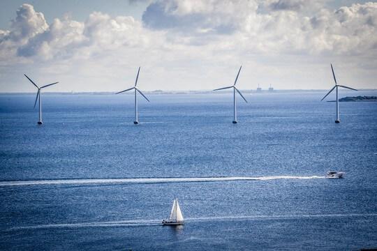 Danmarks ældste havvindmøllepark får nyt liv