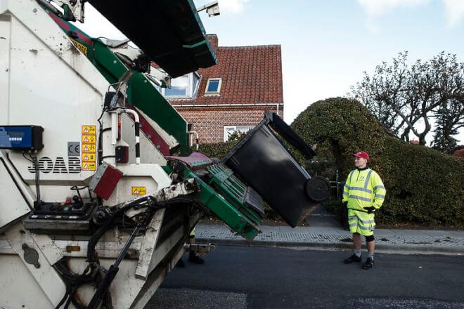 Dør på klem for alternativ indsamling af affald