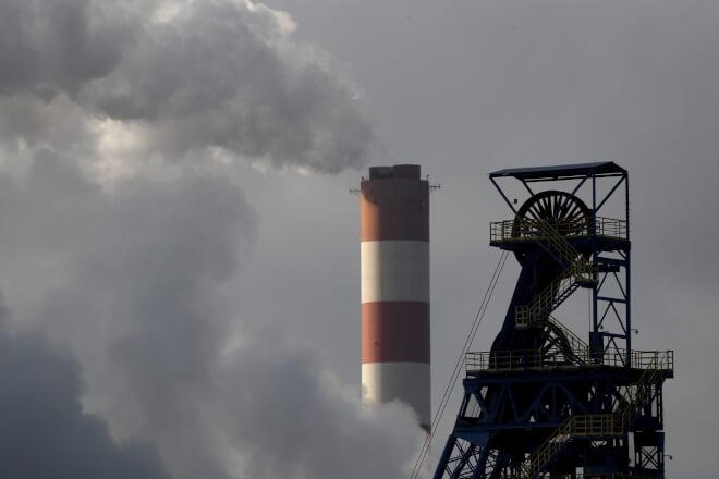 Rekordhøj pris på CO2 gør Europa grønnere