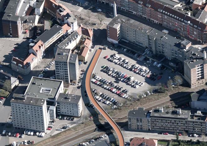 Aalborg klar til ny bydel i en gammel bydel
