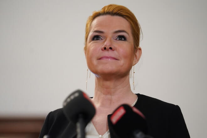 Massivt flertal for rigsretssag mod Inger Støjberg