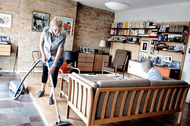 Kun få ældre har købt sig til ekstra hjemmehjælp